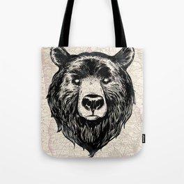 GA bear Tote Bag