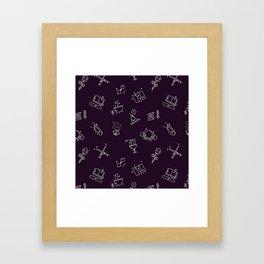 You're a wizard... Framed Art Print