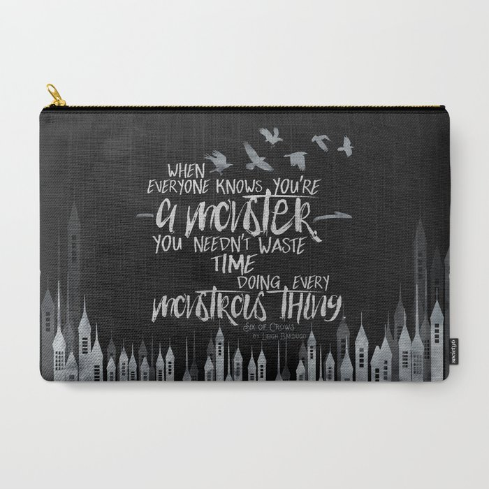 Six_of_Crows__Monster_CarryAll_Pouch_by_Evie_Seo__Large_125_x_85