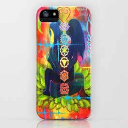 Sacred Space iPhone Case