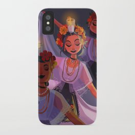 La Bruja iPhone Case