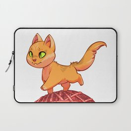 Kitten On Yan Laptop Sleeve