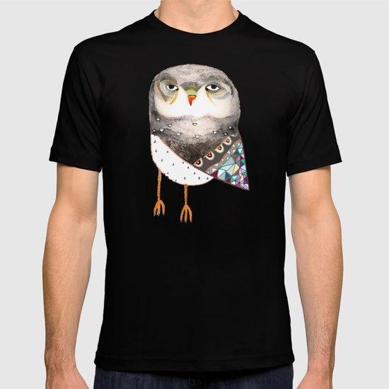 Owl by Ashley Percival T-shirt