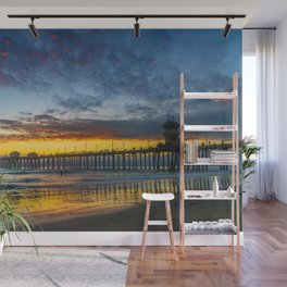Colors in the Sand Wall Mural