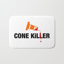 Cone Killer v2 HQvector Bath Mat