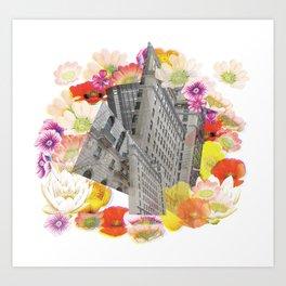 Ruban  Art Print