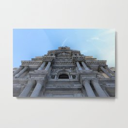 City Hall Wonder (Philadelphia) Metal Print