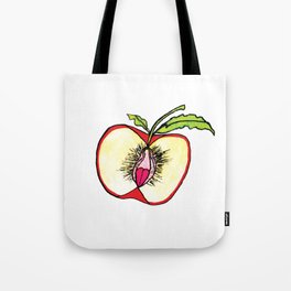 """Apples"" Tote Bag"