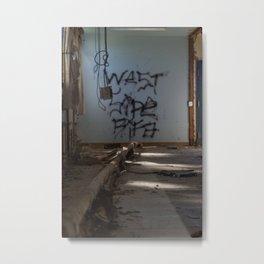 West Side Bifa(?) Metal Print
