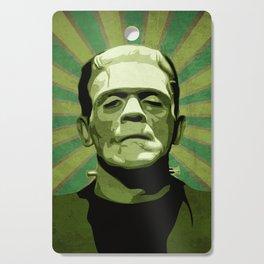 Frankenstein - Pop Art Cutting Board
