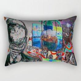 Market Art Rectangular Pillow