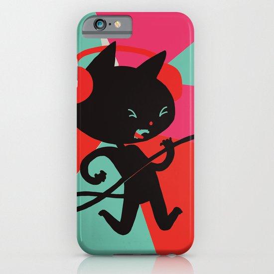 Air Cat iPhone & iPod Case