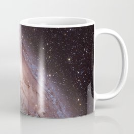 The Andromeda Galaxy Coffee Mug