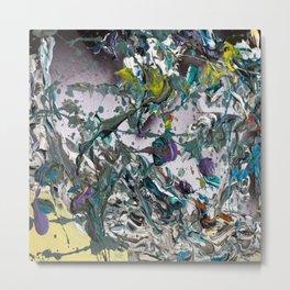 Paint Space 1 Metal Print