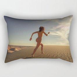 0816 Sandy Dune Nude | The Dash Rectangular Pillow