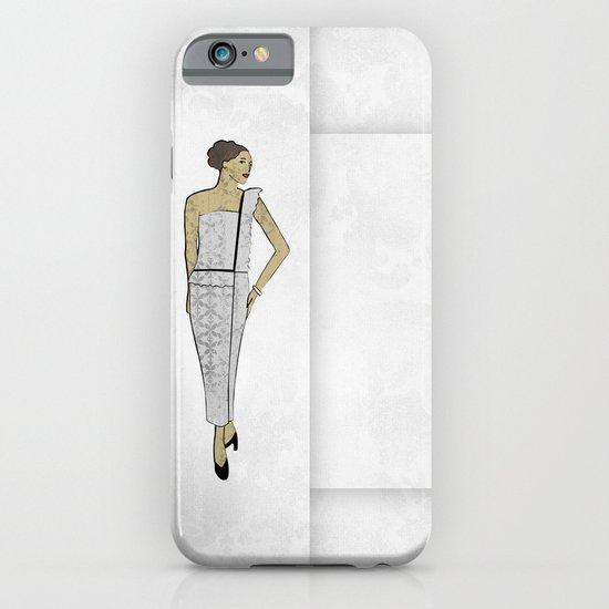 Fashion Illustration 1 iPhone & iPod Case