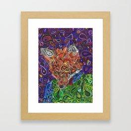 Foxman Framed Art Print