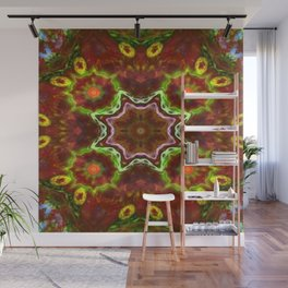 Imagery Wall Mural