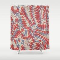 iggy azalea Shower Curtains featuring Iggy Palms by Gukuuki Studio