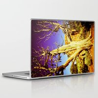 history Laptop & iPad Skins featuring History by Masharra Mysti