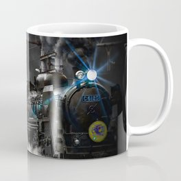 Steam Train Coffee Mug