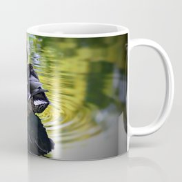 Reflective Duck Coffee Mug