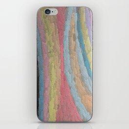Embossed Chalk iPhone Skin
