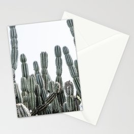 Minimalist Cactus Stationery Cards