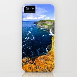 Ireland. It's not always raining! iPhone Case