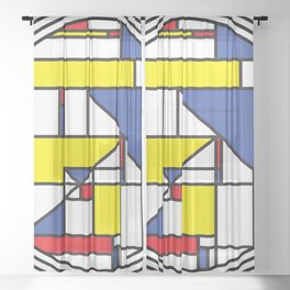 Getz Sheer Curtain