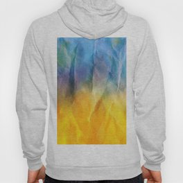 Crumpled Paper Textures Colorful P 821 Hoody