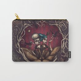Sisters of Sorrow Carry-All Pouch