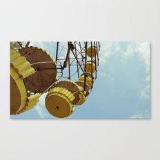 Chernobyl - колесо огляду Canvas Print