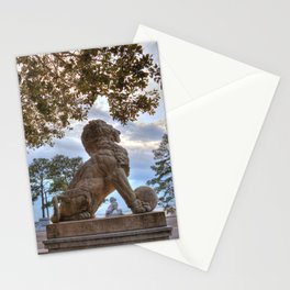 Lions Bridge At Sunset Stationery Cards