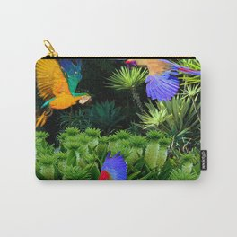 Jungle Paradise Carry-All Pouch