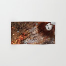 Rust Hand & Bath Towel
