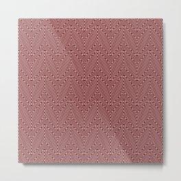 Op Art 35 Metal Print