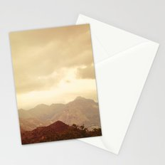 mountains (01) Stationery Cards