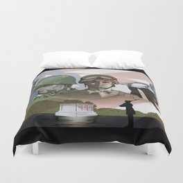 Evolution of the American Soldier Duvet Cover