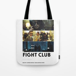 Fighter Club Tote Bag
