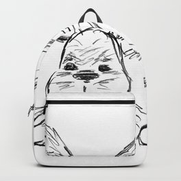 Hip Hop :: A Bunny Rabbit Backpack