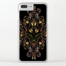 Reflected Spring Clear iPhone Case