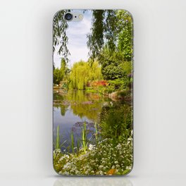 Springtime at Giverny iPhone Skin