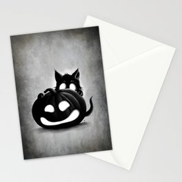 Halloween  Stationery Cards