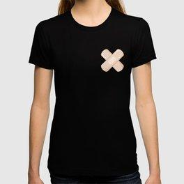 Get Well Bandaid T-shirt