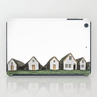 home sweet home iPad Cases featuring home by LOPP
