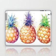 Three Pineapples Laptop & iPad Skin