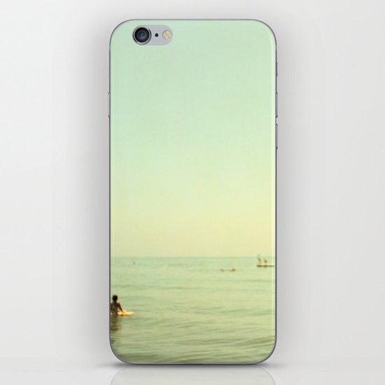 Pontoon iPhone Skin