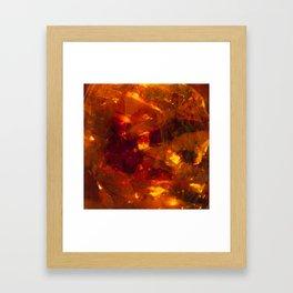 Baltic Amber | Framed Art Print
