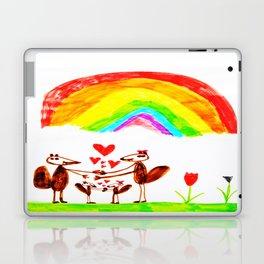 MARMOTS LOVE Laptop & iPad Skin